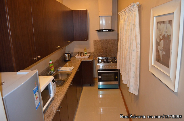 Kitchen - Bayview Studio Apartment