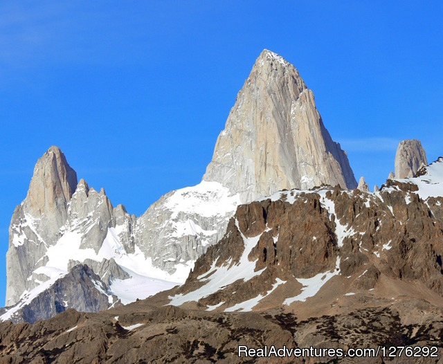 Mount Fitz Roy near El Chalten, Argentina (#6 of 6) - Fully Hosted Patagonian Overland Odyssey