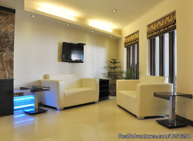 Lobby (#4 of 9) - Hotel city centre