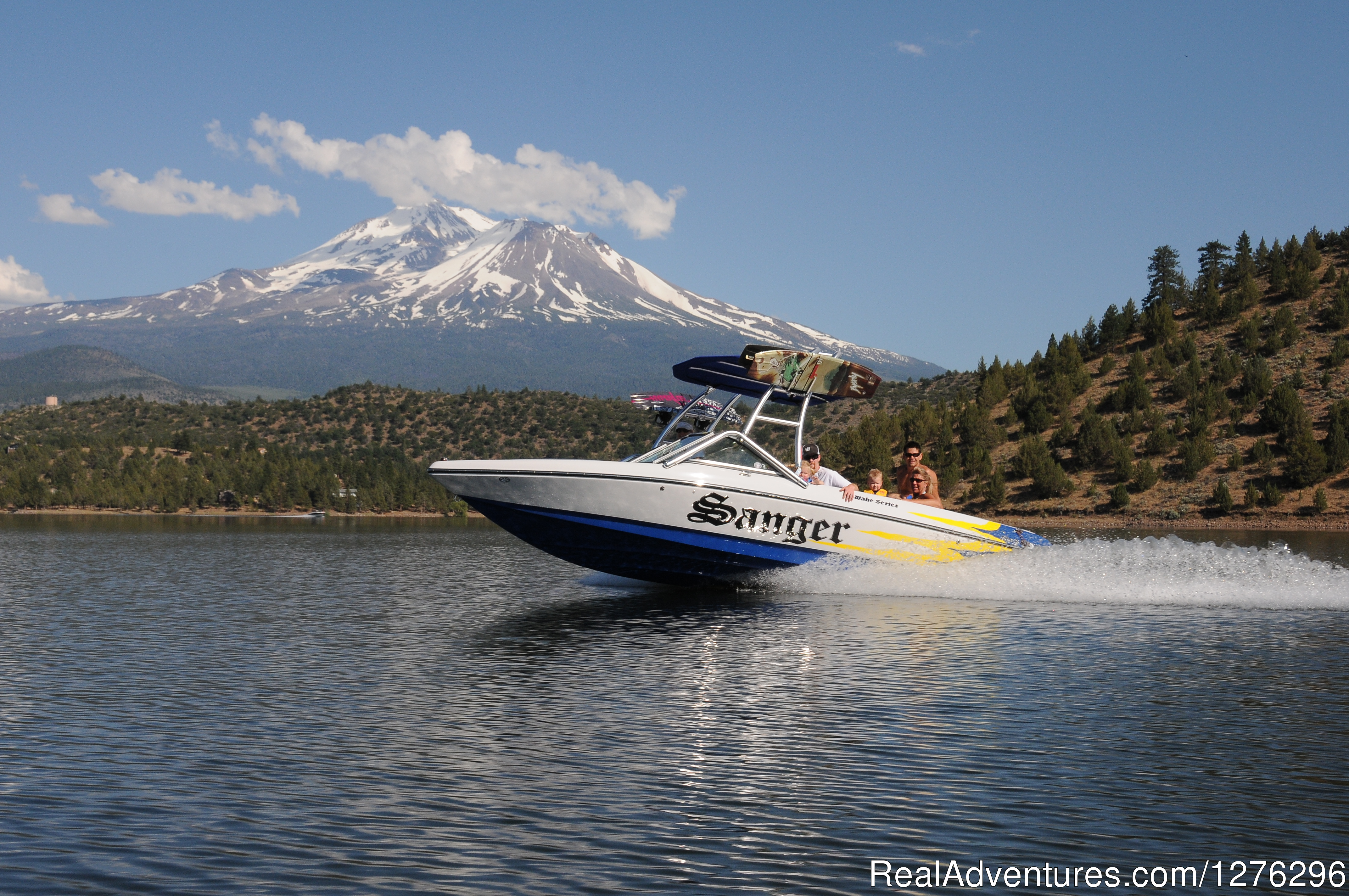 Lake Shastina Family Fun | Image #1/24 | Weed, California  | Cruises | Boating Tours