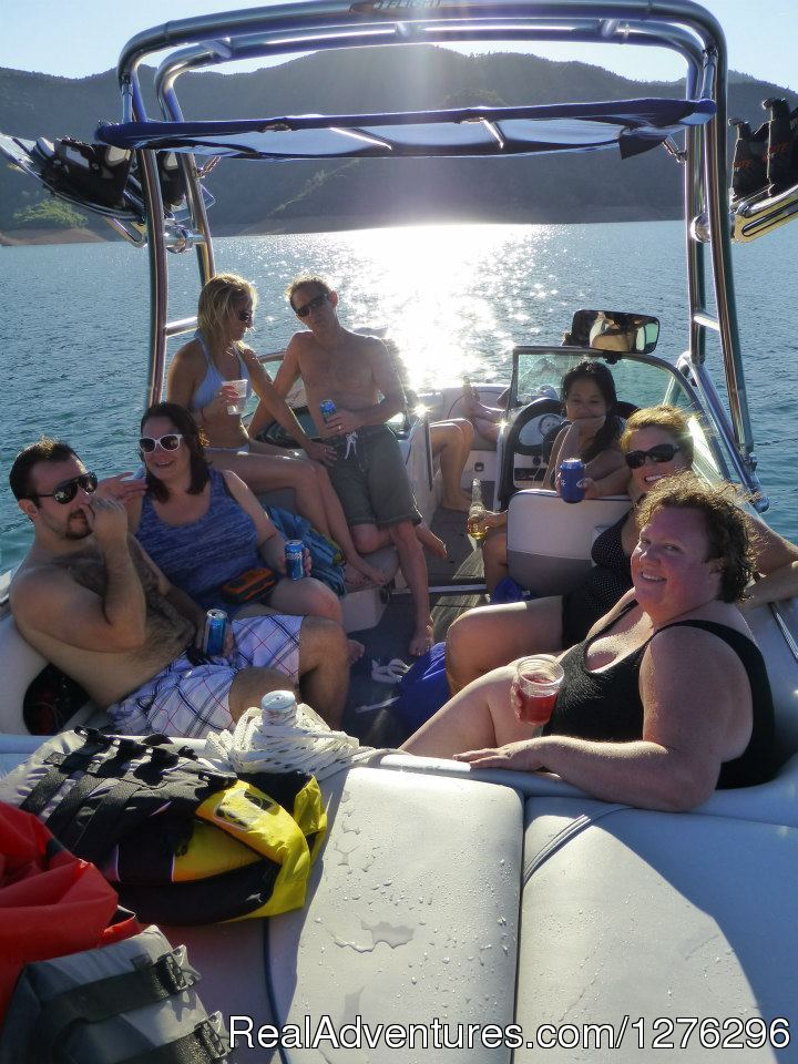 Now seating the Lackey Party of 10 | Image #8/24 | Boating Tours