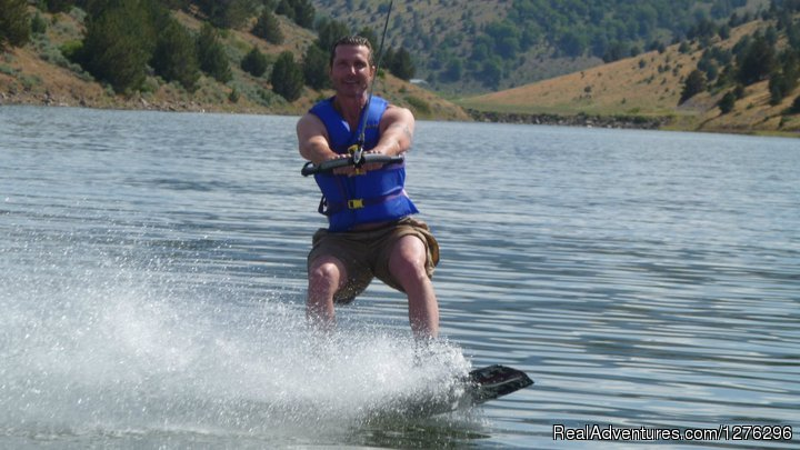 WakeBoarding on Shasta Lake | Image #10/24 | Boating Tours