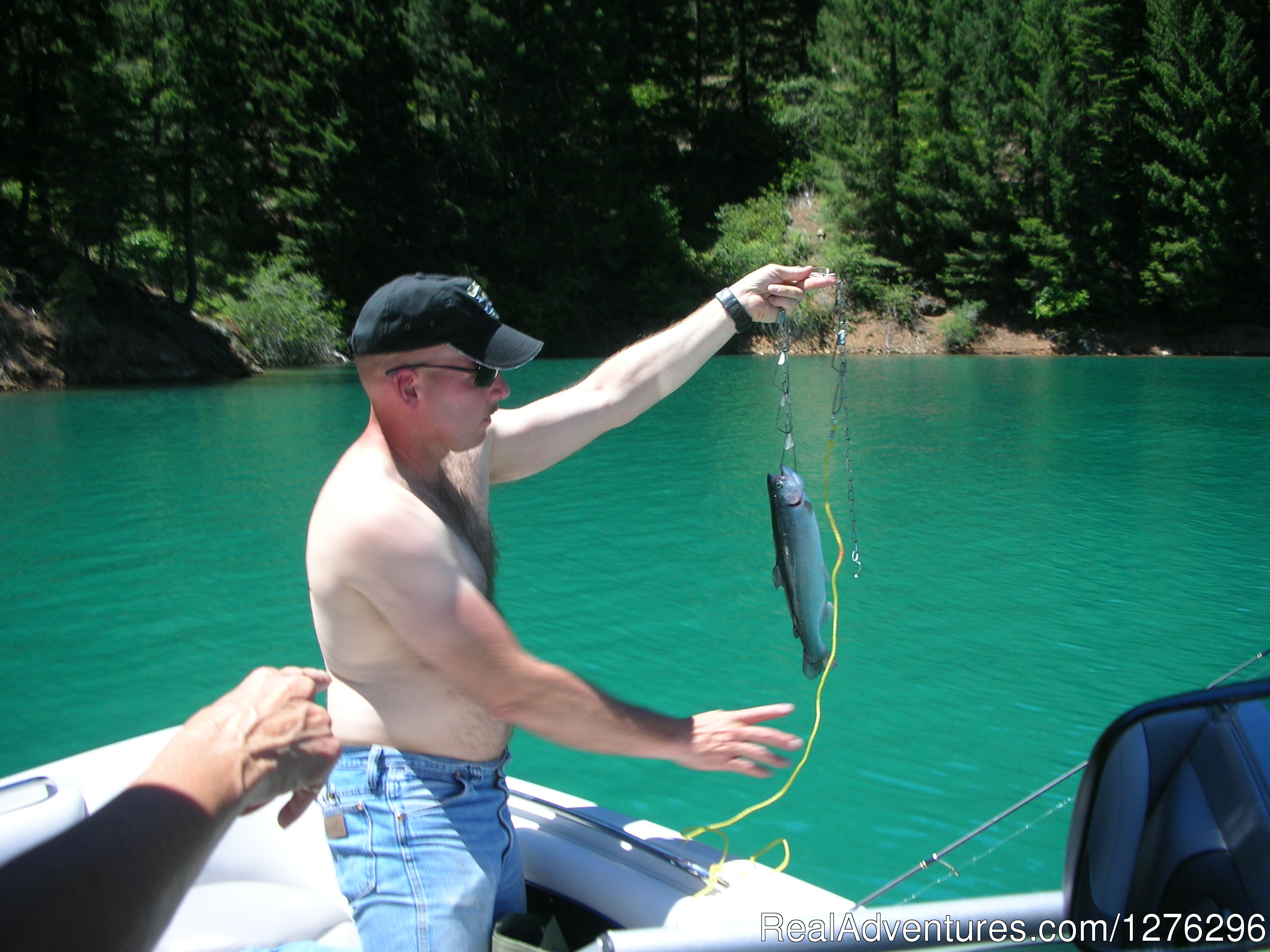 Fishing on Mc Cloud Reservoir is AWESOME | Image #16/24 | Boating Tours