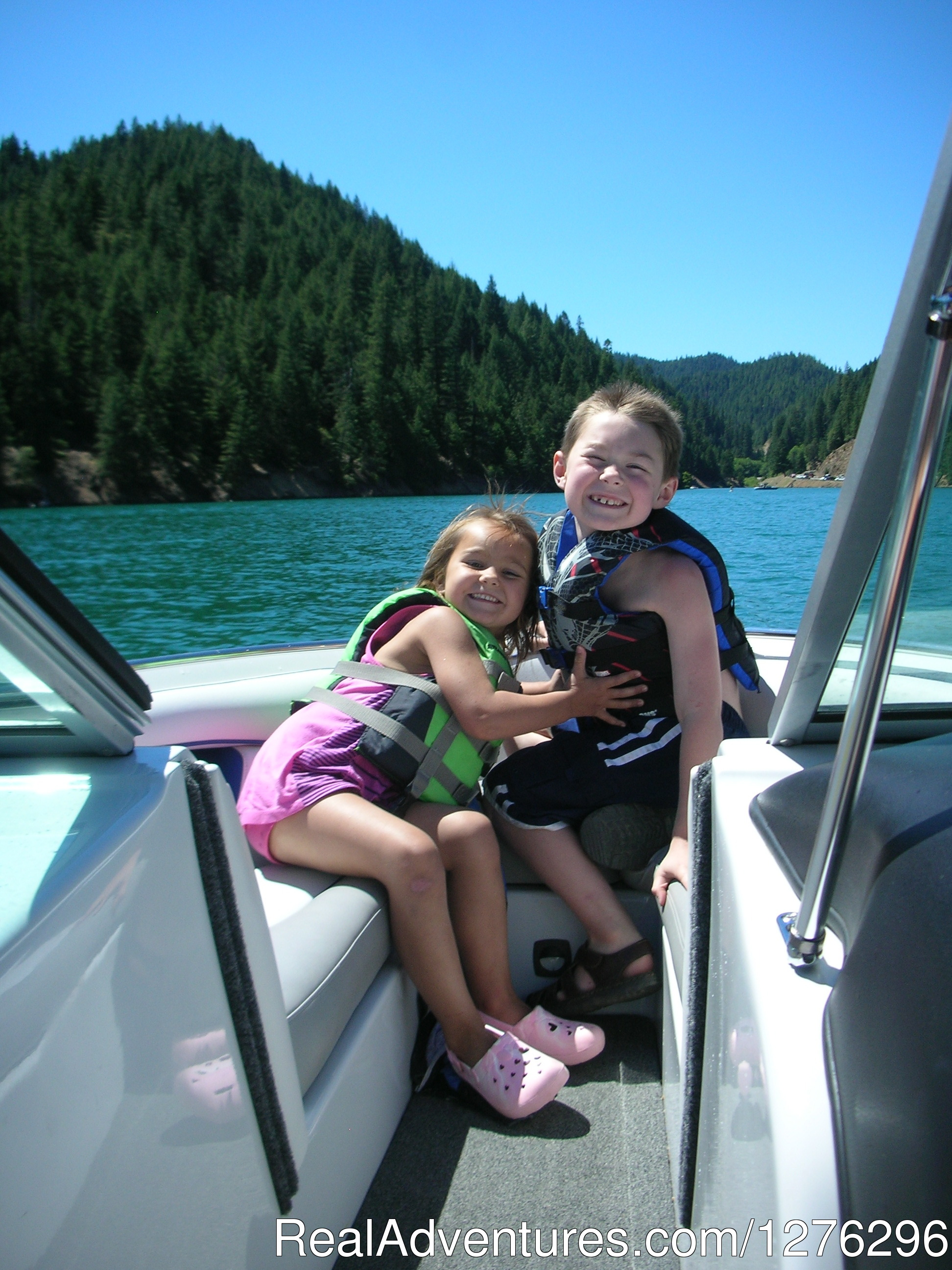 Boating brings family's together | Image #22/24 | Boating Tours