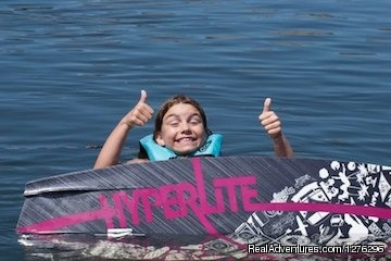WakeBoarding lesson Success story number 78 (#3 of 24) - Boating Tours