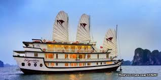 - Halong - Bai Tu Long Bay tour on Luxury cruise 5