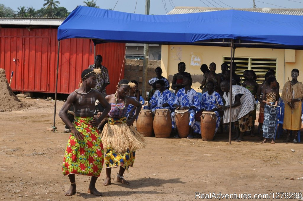Cultural Drumming and Dancing | Image #3/6 | Safari Tour (Ultimate mammals experience)