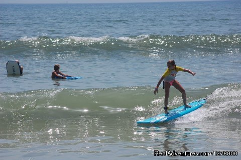 Surf Lessons Cocoa Beach