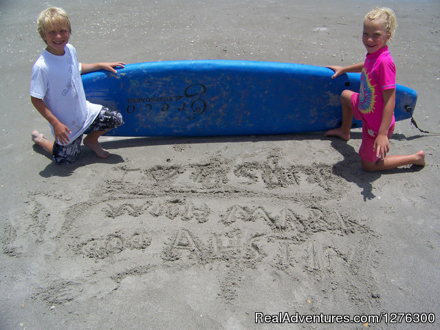 Image #6 of 11 - Surf Lessons Cocoa Beach