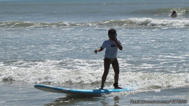Image #8 of 11 - Surf Lessons Cocoa Beach