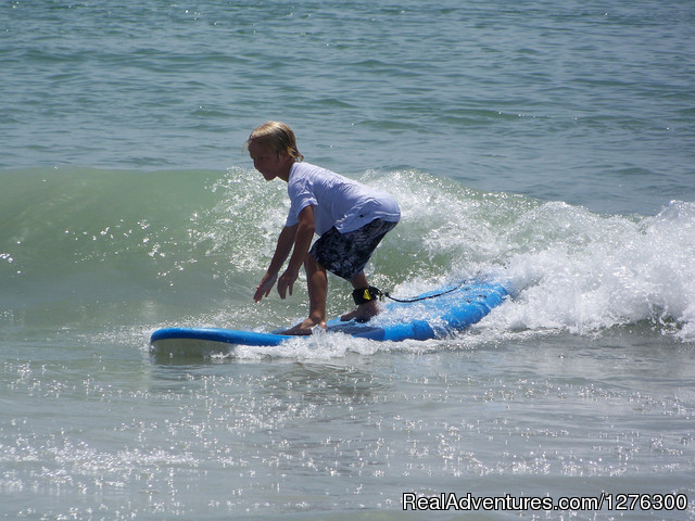 - Surf Lessons Cocoa Beach