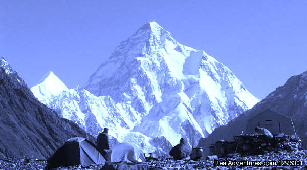 - K2 Base Camp & Gondogoro La Trekk