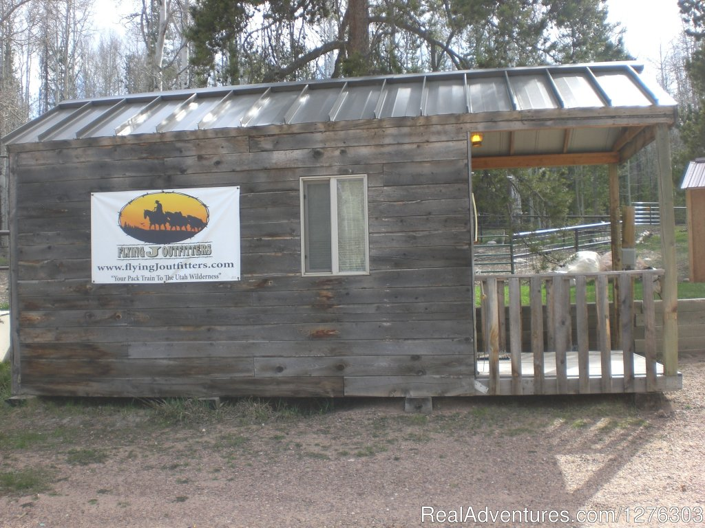 The Headquarters | Image #6/7 | Horseback Wilderness Camping & Fishing Trips