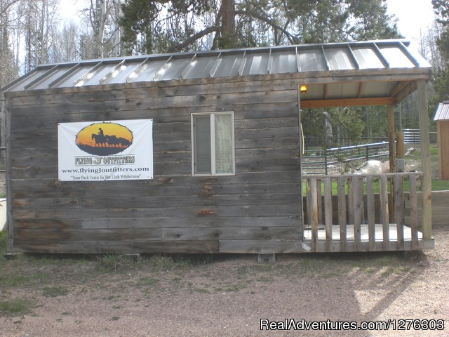 The Headquarters - Horseback Wilderness Camping & Fishing Trips