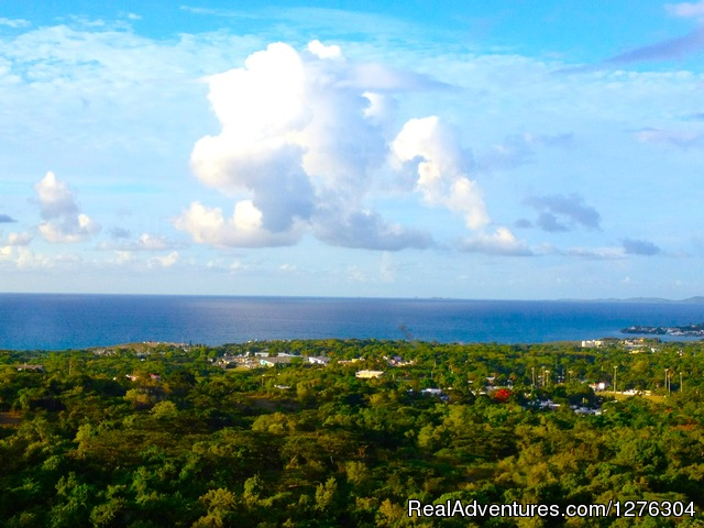Views - Vieques-villa Top of the Heap