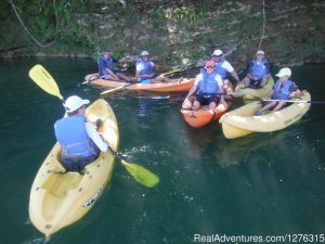 Kayaking/Canyoning Adventures in the Dominican Puerto Plata, Dominican Republic Kayaking & Canoeing