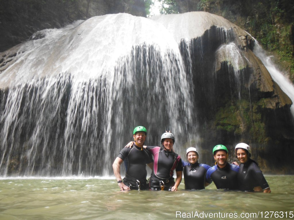 The Magic Mushroom | Image #5/6 | Kayaking/Canyoning Adventures in the Dominican
