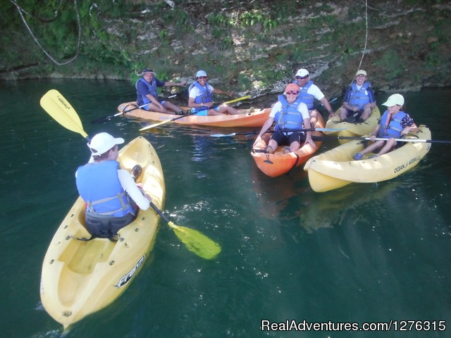 Kayaking/Canyoning Adventures in the Dominican