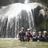 Kayaking/Canyoning Adventures in the Dominican The Magic Mushroom