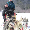 Musher Training with our Double Driver Sled