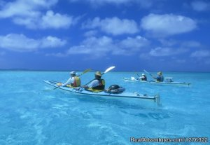Friendly Islands Kayak Company, Kingdom of Tonga Vava'u, Tonga Kayaking & Canoeing