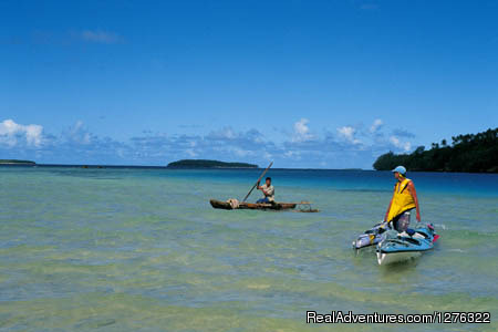 The Old & the New 'Popao' (Canoes) - Tropical Kayak Adventures in the Kingdom of Tonga