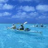 Tropical Kayak Adventures in the Kingdom of Tonga Kayaking & Canoeing Tonga