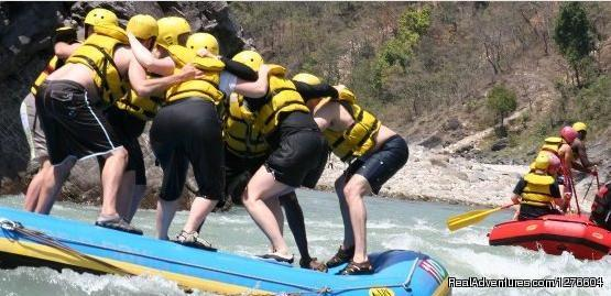 Rafting/Camping/Trekking/Bunjee Jumping/Resort: River Rafting In Rishikesh India