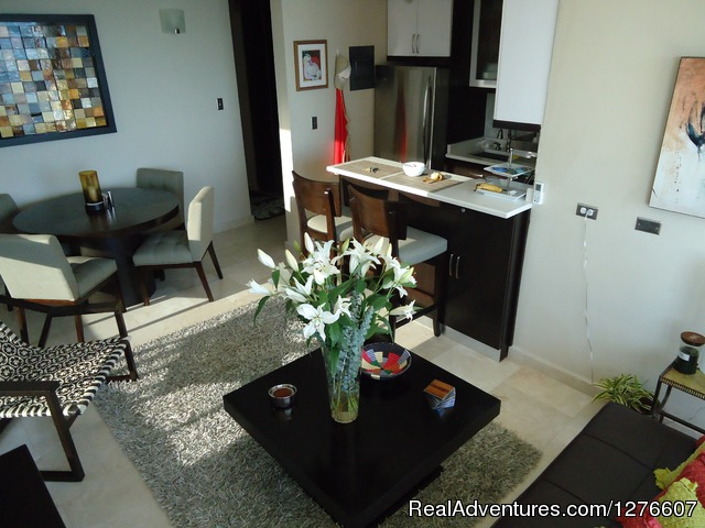 Living Room - Great Location In the Hart of Condado
