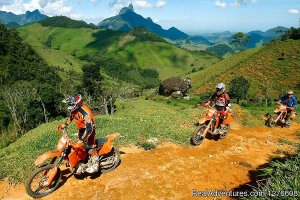 Enduro Tours In Poland Cracow RABKA ZDROJ, Poland Motorcycle Tours