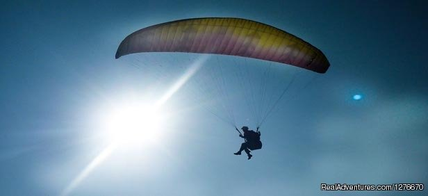 Image #4/4 | Paragliding In India