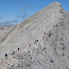 Hiking in Bulgaria with a Private Guide The Foal - main ridge of Pirin Mountains