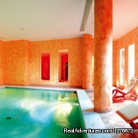 Indoor swimming pool - Relax and Beauty in Tuscany Maremma
