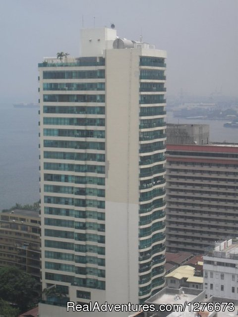 - Manila  Bay   view   apartment