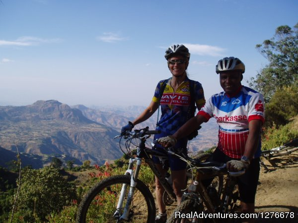 Abyssinia Ethiopia safaris Ethiopia TJAZZ Tours: Cycling in northern Ethiopia
