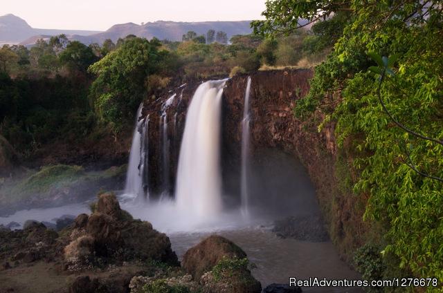 Ethiopia Waterfalls - Abyssinia Ethiopia safaris Ethiopia TJAZZ Tours