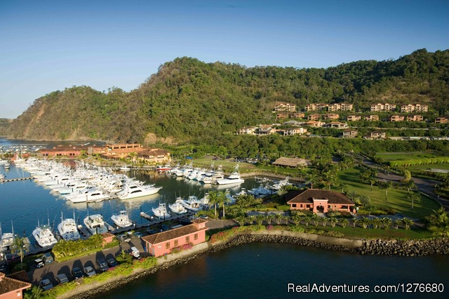 Marina Los Suenos Resort - CR Luxury Rentals & Fishing