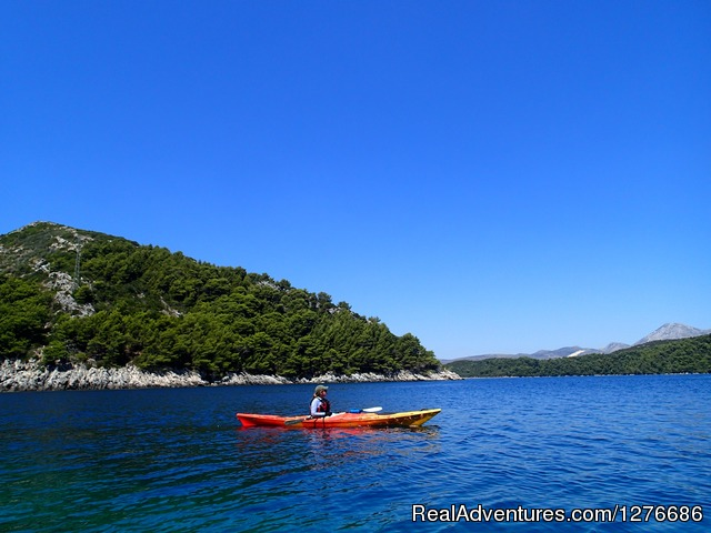 - Croatia Sea Kayaking