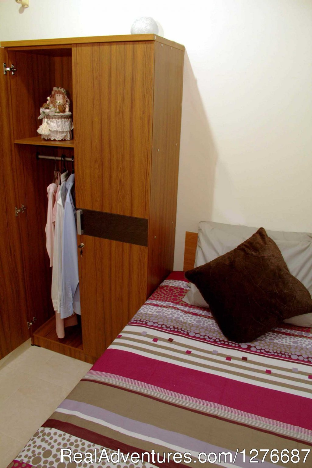 room type 2: 1 Single Bed