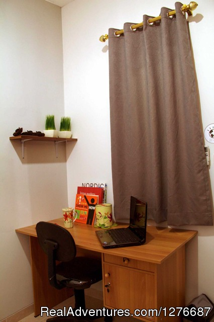 room type 2: 1 Single Bed - Room for Rent In Central Jakarta