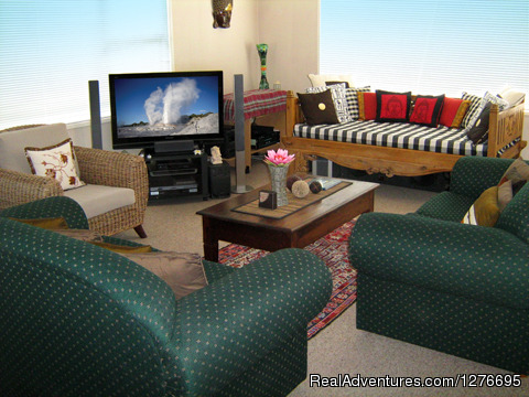 Lounge - Rotorua City Homestay B&B (3 min walk from CBD)