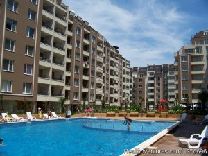 Burgas Apartment in gated community/ walk to beach Burgas, Bulgaria Vacation Rentals