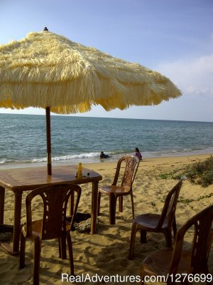 Hotel and Eco Resort with Beach chalets Kalpitiya, Puttalam, Sri Lanka Hotels & Resorts