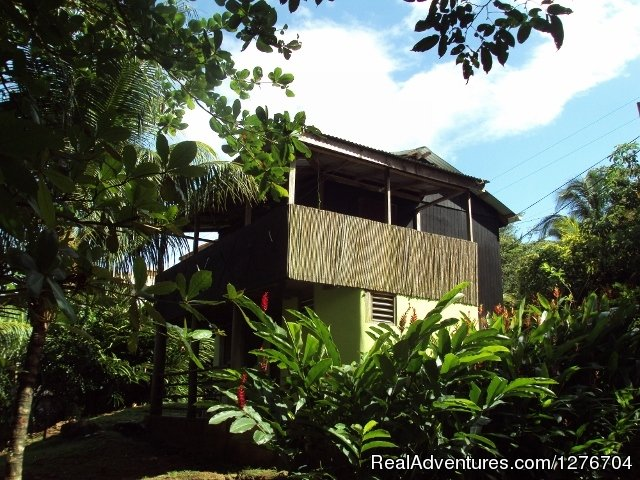 The Riverside View House is a two bedroom house in the beautiful village of Calibishie, located beside a little stream, surrounded by a tropical garden to make you feel at home away from home and to enjoy the best of Nature Island.