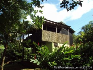 Enjoy nature and feel home at Riversideview House Calibishie, Dominica Vacation Rentals