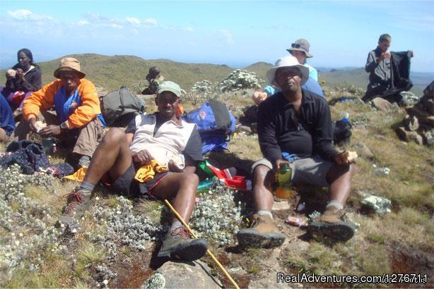 Aberdare ranges - Mt kilimanjaro trekking and hiking