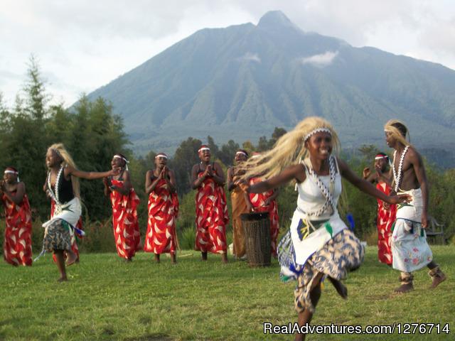 Cultural Dance - Rwanda - Uganda Safaris and Tours
