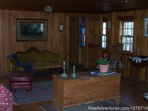 The Guest House at Mustard Seed Farm Wolfeboro, New Hampshire Bed & Breakfasts