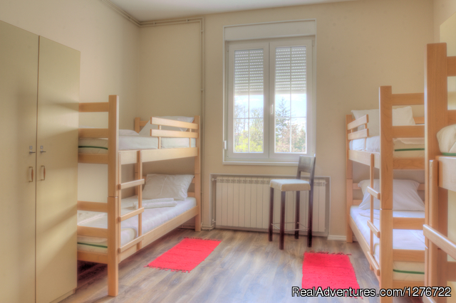 Hostel in Belgrade best room with 6 beds - Hostel Friends