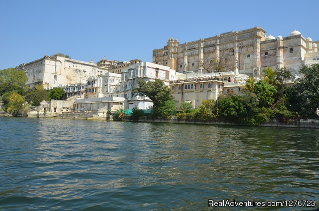 The City Palace of Udaipur (#4 of 21) - Hotel Boheda Palace -